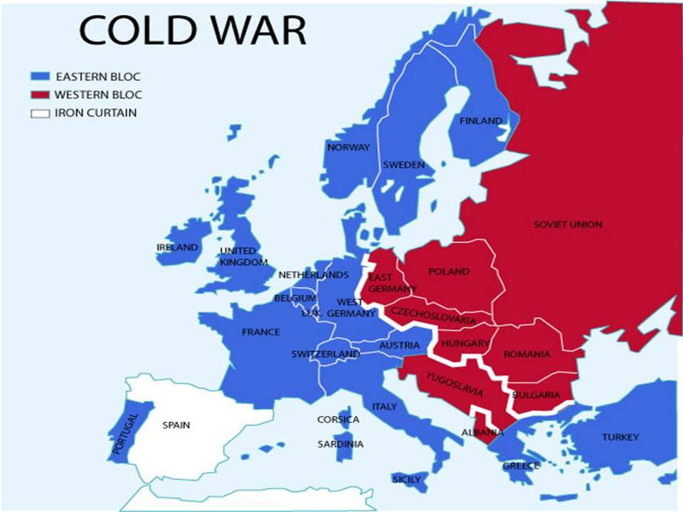 an overview of the relationship of the united states and the soviet union during the cold war Relations between the soviet union and the united states were driven by a complex interplay of ideological, political, and economic factors, which led to shifts between cautious cooperation and often bitter superpower rivalry over the years.