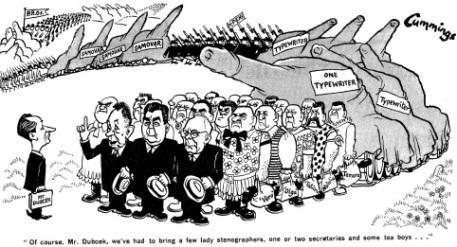 Brezhnev doctrine essay